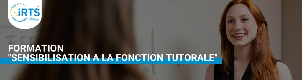 Formation «Sensibilisation à la fonction tutorale» sizes=